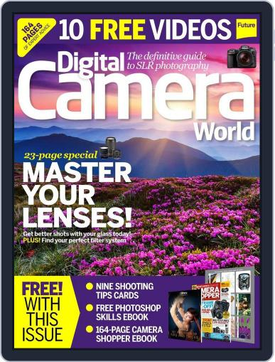 Digital Camera World August 12th, 2016 Issue Cover