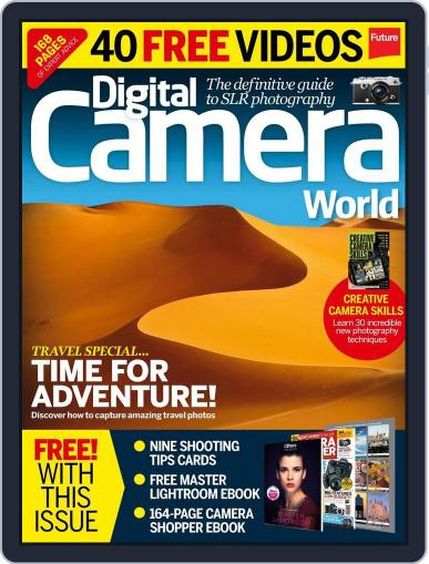 Digital Camera World May 20th, 2016 Issue Cover