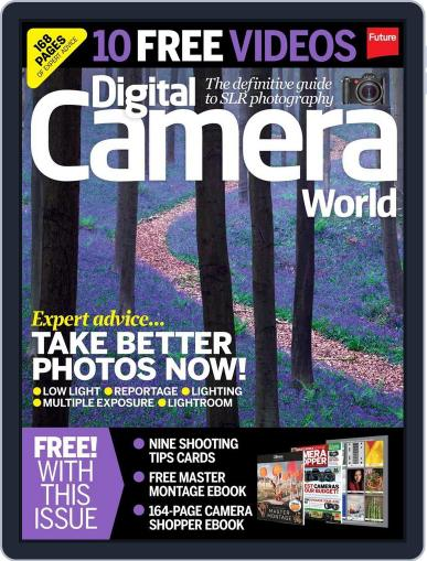 Digital Camera World April 22nd, 2016 Issue Cover