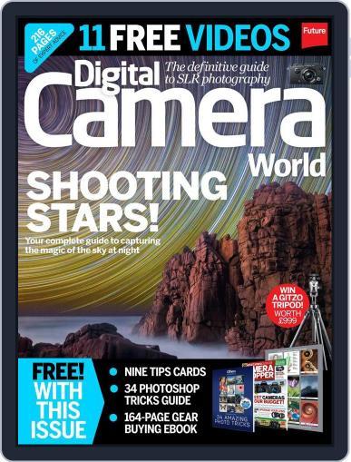 Digital Camera World February 26th, 2016 Issue Cover