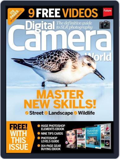 Digital Camera World January 29th, 2016 Digital Back Issue Cover