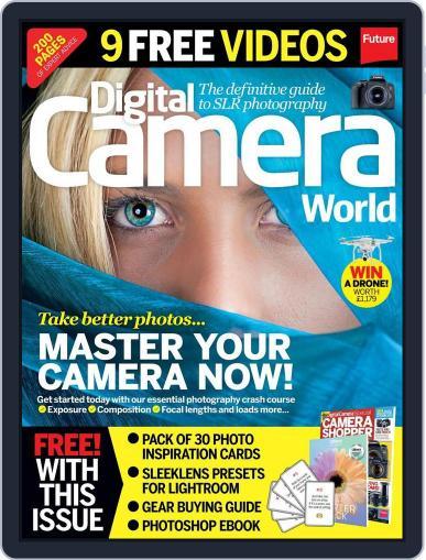 Digital Camera World December 4th, 2015 Issue Cover