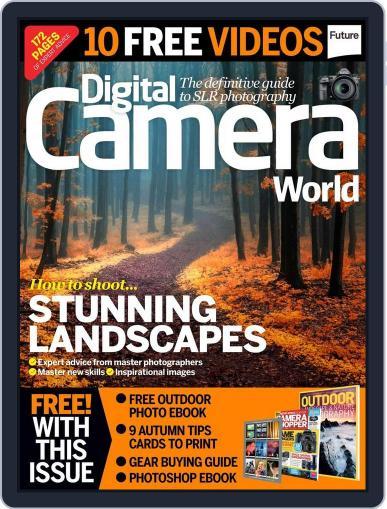 Digital Camera World October 8th, 2015 Issue Cover