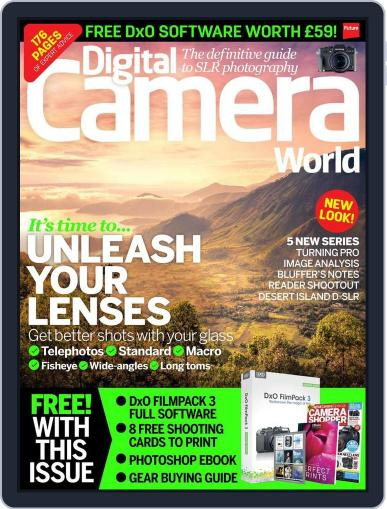 Digital Camera World August 14th, 2015 Issue Cover