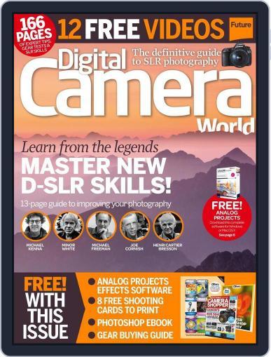 Digital Camera World July 17th, 2015 Digital Back Issue Cover