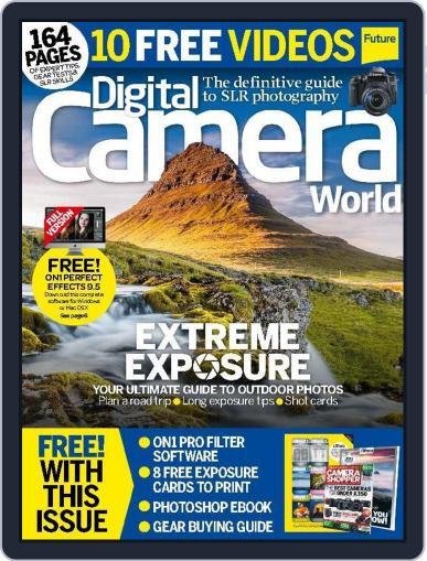 Digital Camera World June 30th, 2015 Issue Cover