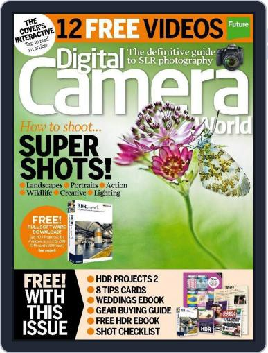 Digital Camera World May 31st, 2015 Issue Cover