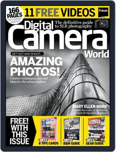 Digital Camera World March 1st, 2015 Issue Cover