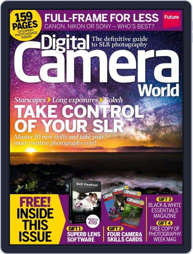 Digital Camera World April 24th, 2014 Issue Cover