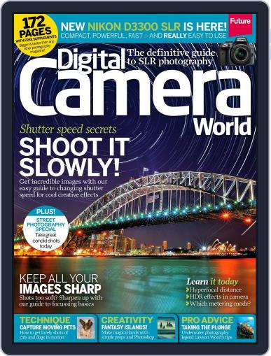 Digital Camera World January 30th, 2014 Issue Cover