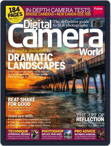 Digital Camera World October 11th, 2013 Digital Back Issue Cover