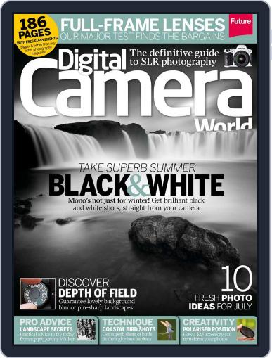 Digital Camera World June 21st, 2013 Issue Cover