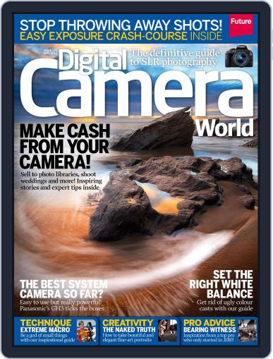Digital Camera World May 23rd, 2013 Issue Cover