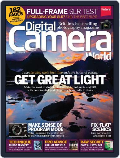 Digital Camera World March 1st, 2013 Issue Cover