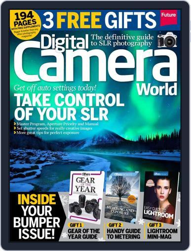 Digital Camera World December 6th, 2012 Issue Cover