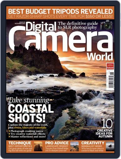 Digital Camera World October 15th, 2012 Issue Cover