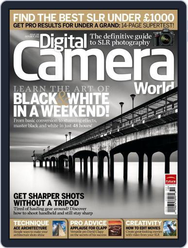 Digital Camera World September 14th, 2012 Issue Cover