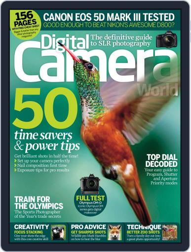 Digital Camera World May 25th, 2012 Issue Cover