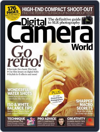 Digital Camera World April 27th, 2012 Issue Cover