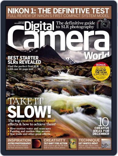 Digital Camera World November 14th, 2011 Issue Cover