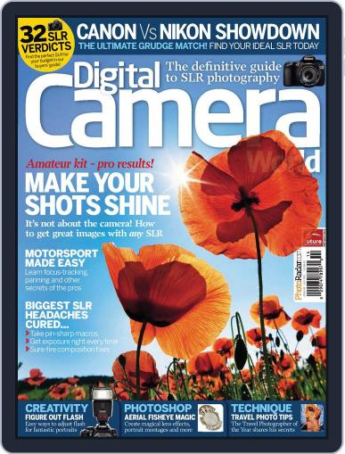 Digital Camera World June 27th, 2011 Digital Back Issue Cover