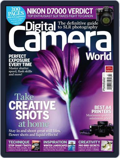 Digital Camera World December 13th, 2010 Issue Cover