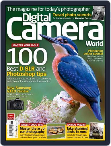 Digital Camera World May 31st, 2010 Digital Back Issue Cover