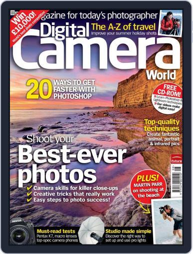 Digital Camera World June 29th, 2009 Issue Cover