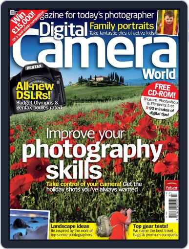 Digital Camera World May 28th, 2008 Issue Cover