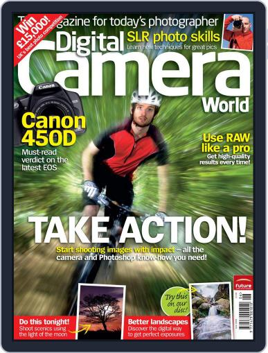 Digital Camera World May 27th, 2008 Issue Cover