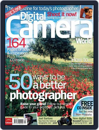 Digital Camera World February 17th, 2006 Issue Cover