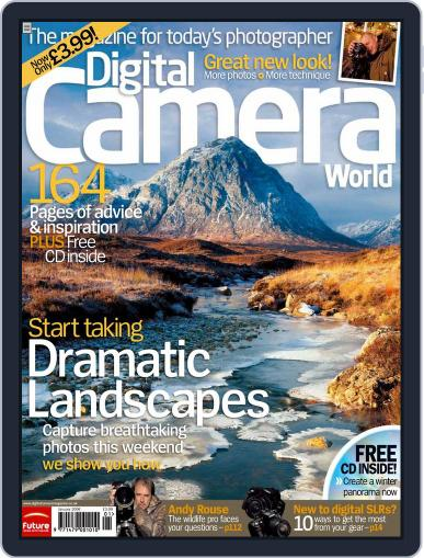 Digital Camera World January 3rd, 2006 Issue Cover