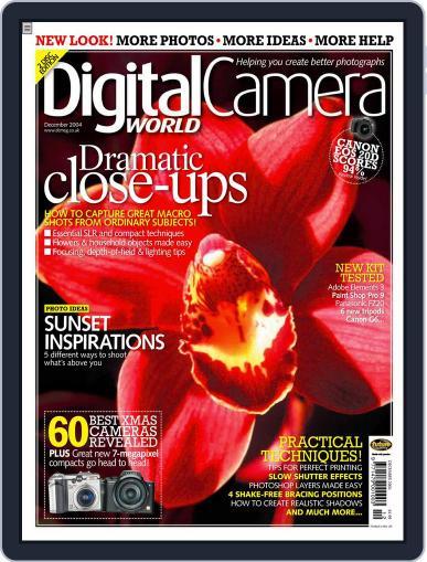 Digital Camera World November 12th, 2004 Issue Cover
