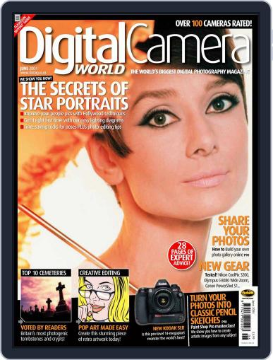 Digital Camera World May 28th, 2004 Issue Cover