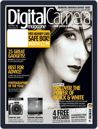 Digital Camera World November 7th, 2003 Issue Cover