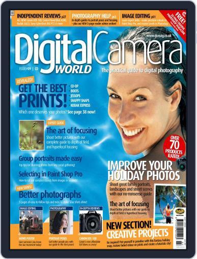 Digital Camera World June 5th, 2003 Issue Cover