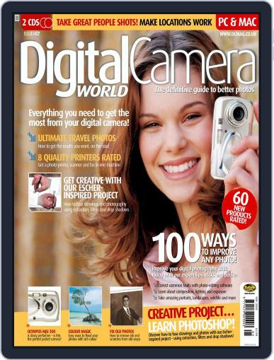 Digital Camera World April 14th, 2003 Issue Cover