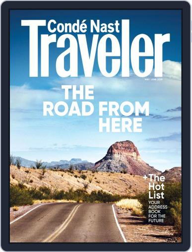 Conde Nast Traveler (Digital) May 1st, 2020 Issue Cover