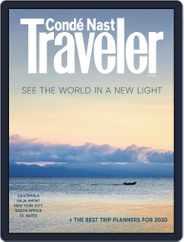 Conde Nast Traveler (Digital) Subscription April 1st, 2020 Issue