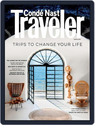 Conde Nast Traveler (Digital) March 1st, 2020 Issue Cover