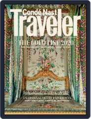 Conde Nast Traveler (Digital) Subscription January 1st, 2020 Issue