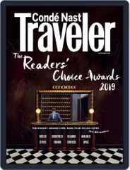 Conde Nast Traveler (Digital) Subscription November 1st, 2019 Issue