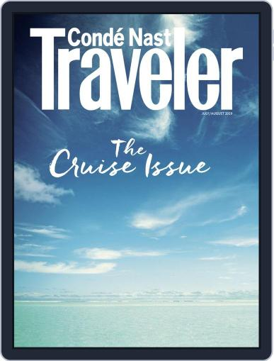 Conde Nast Traveler (Digital) July 1st, 2019 Issue Cover