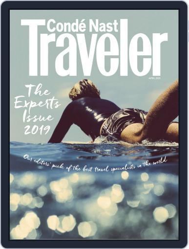 Conde Nast Traveler (Digital) April 1st, 2019 Issue Cover