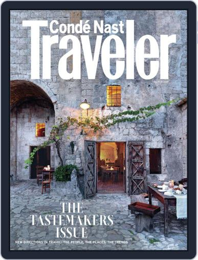 Conde Nast Traveler (Digital) March 1st, 2019 Issue Cover