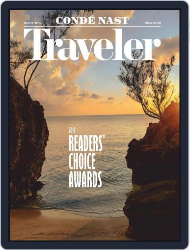 Conde Nast Traveler (Digital) October 10th, 2018 Issue Cover
