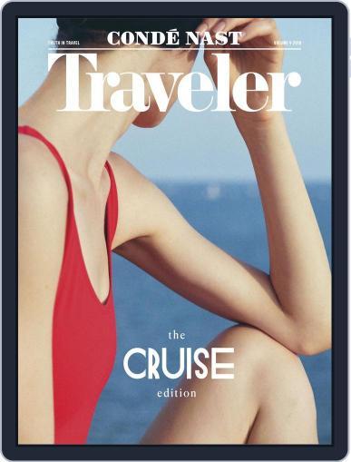 Conde Nast Traveler (Digital) June 1st, 2018 Issue Cover