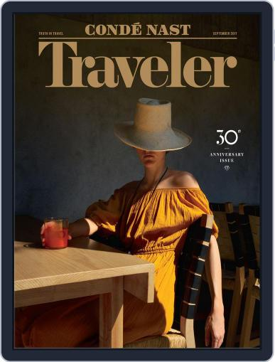 Conde Nast Traveler (Digital) August 10th, 2017 Issue Cover