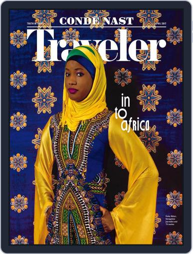 Conde Nast Traveler (Digital) March 21st, 2017 Issue Cover