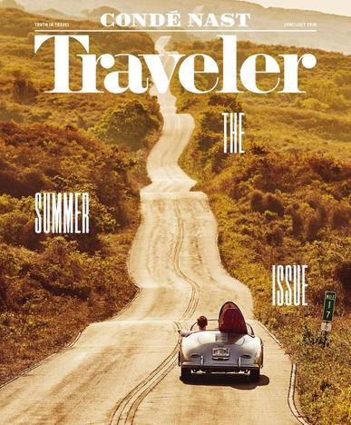 Conde Nast Traveler (Digital) May 24th, 2016 Issue Cover